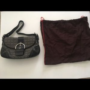 Coach Purse with Dust Bag